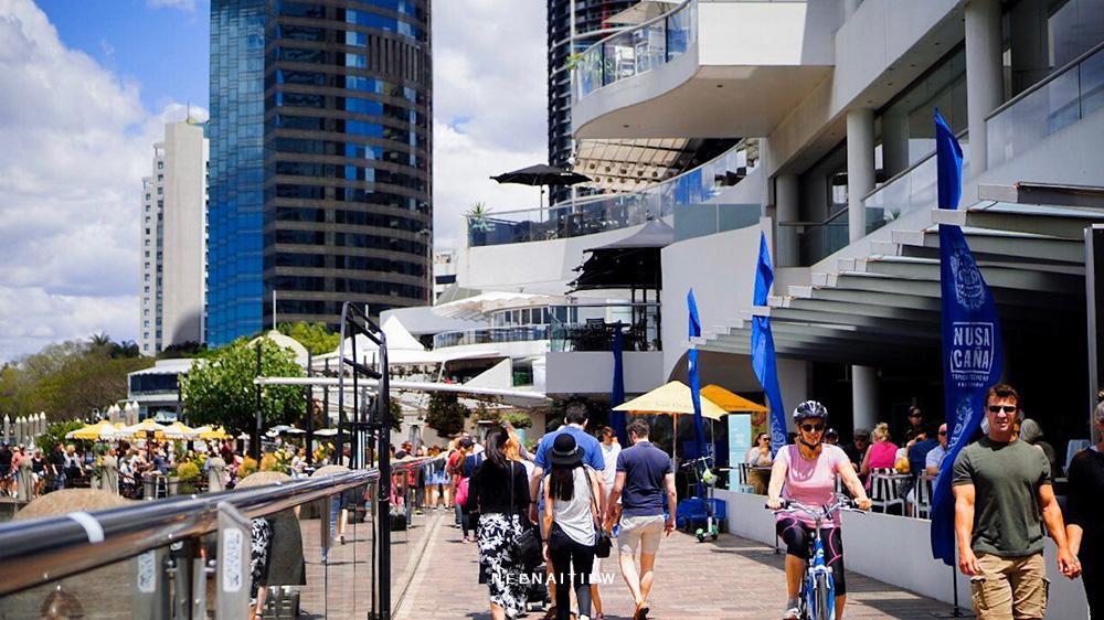 รีวิวที่เที่ยวบริสเบน ออสเตรเลีย เดือนตุลาคม