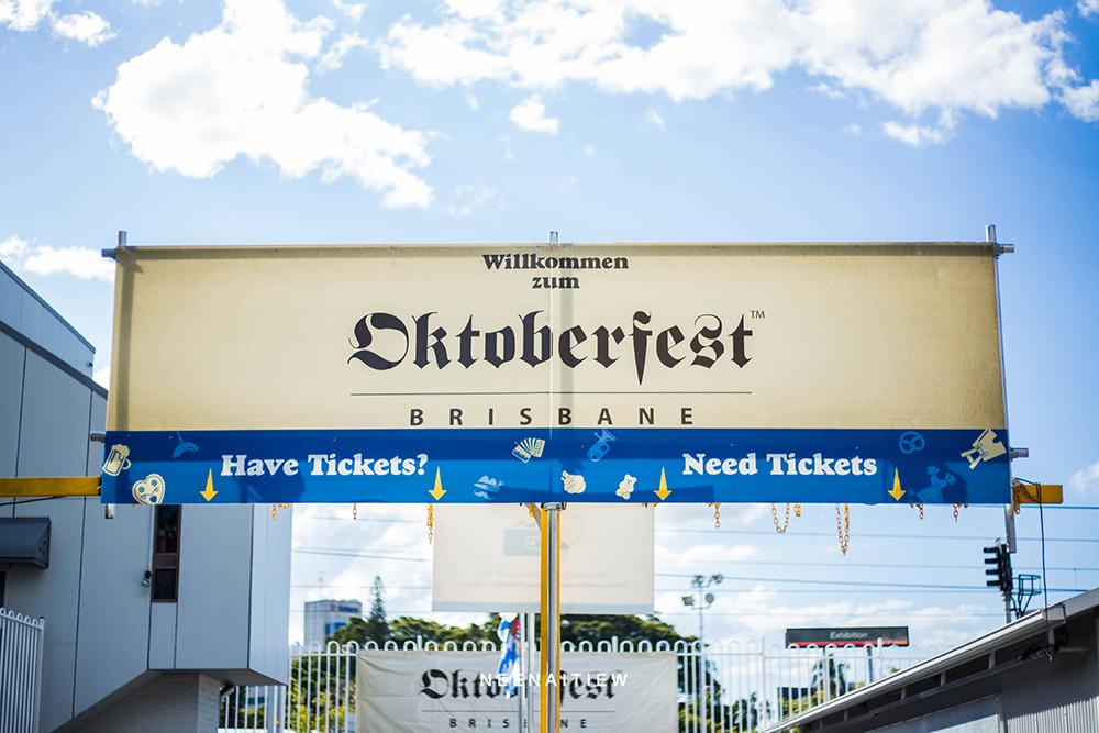 เทศกาล Oktoberfest บริสเบน