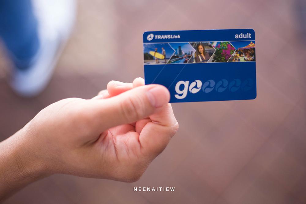 บัตร Go Card ออสเตรเลีย